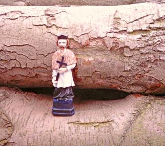 Postava do betlému, Crib character, Weihnachtskrippe