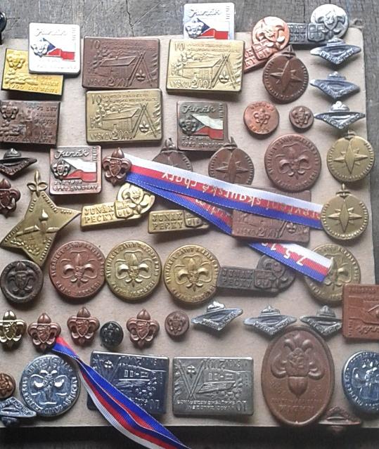 odznaky, badges, Abzeichen