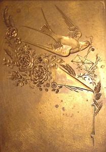 Rytectví, Engraving